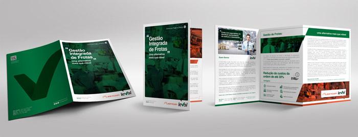 8° SETREL - Gestão de Frotas - Material Desenvolvido pela Marketing SIM para Level Group e Fleetcom