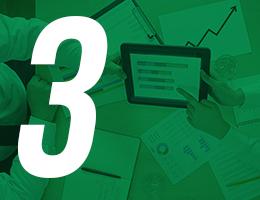 3. Um planejamento de marketing bem feito traz redução de custos e otimiza resultados.